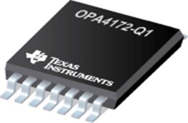 德州仪器OPA4172-Q1