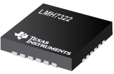 德州仪器LMH7322