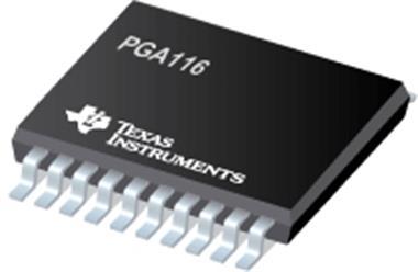 德州仪器PGA116