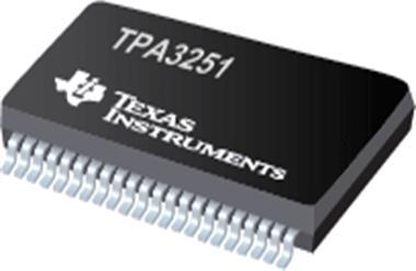 德州仪器TPA3251