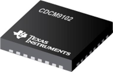 德州仪器CDCM9102