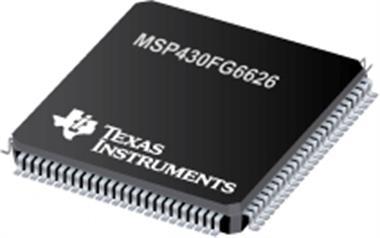 德州仪器MSP430FG6626