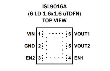 英特锡尔ISL9016A