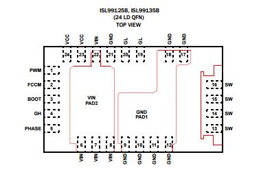 英特锡尔ISL99125B