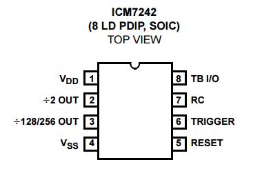 英特锡尔ICM7242